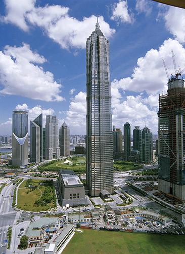 上海世贸大厦 使用道具举报
