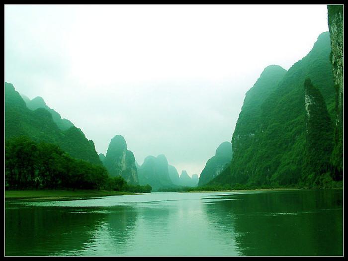 【桂林美图】山水相映 田园美景