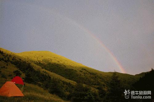 小五台山自然保护区(国家