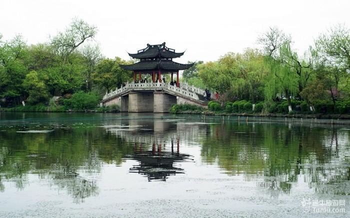 一,杭州西湖,西溪湿地,宋城