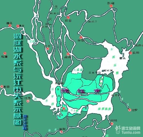 赤山岛是洞庭湖最大的岛屿,也是我国最大的内陆湖岛.