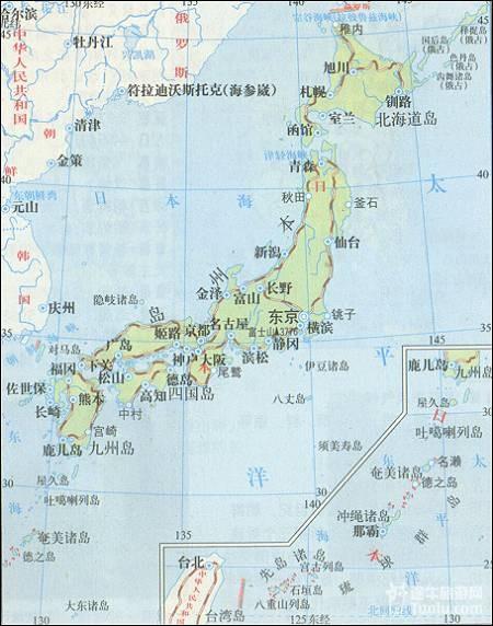 【东京旅游攻略】东京旅游地图