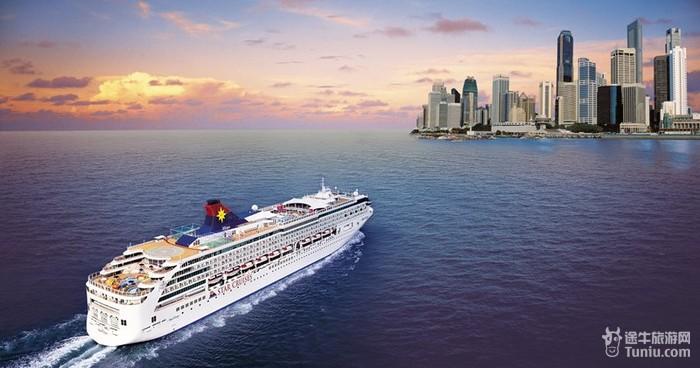 丽星邮轮处女星号新加坡-槟城-普吉岛5晚6天>深圳出发,香港直飞 深