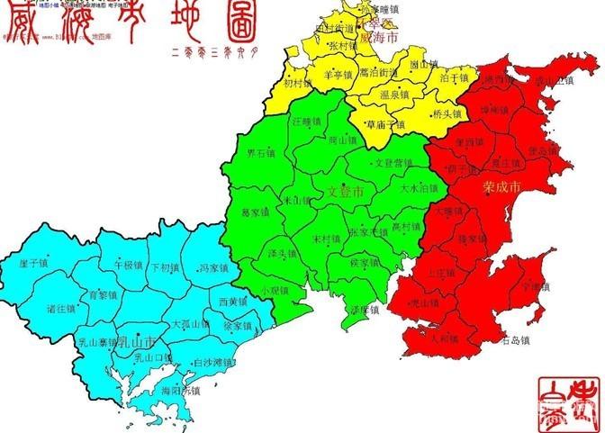 【威海旅游攻略】威海旅游地图-通道侗族自治县地图