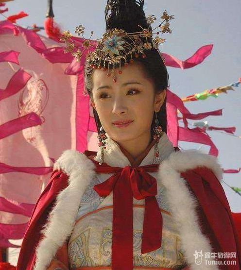 中国古代四大美女之落雁!