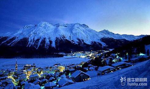 【欧洲旅游攻略】驰骋在阿尔卑斯滑雪场