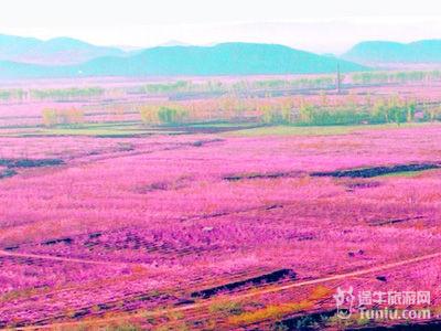 北京平谷旅游地图_