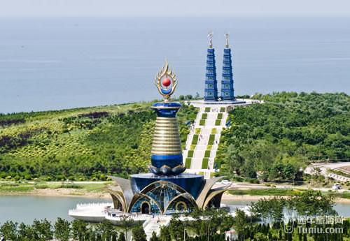 海滨攻略--威海旅游花园攻略逃脱22密室大10全图片