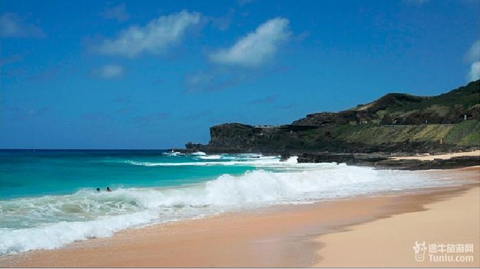 夏威夷威基基海滩美景!_游记_途牛旅游论坛 - 手机