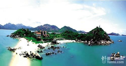 惠州巽寮三角洲岛