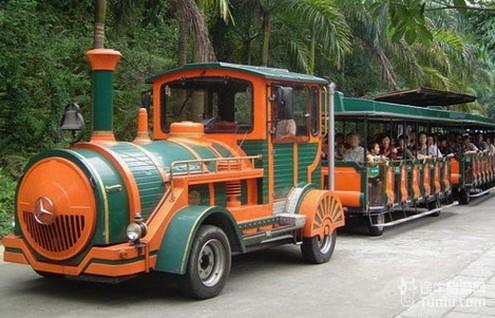 12月香山动物园度假旅游游记