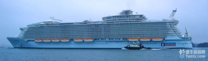 成为世界上最大的邮轮