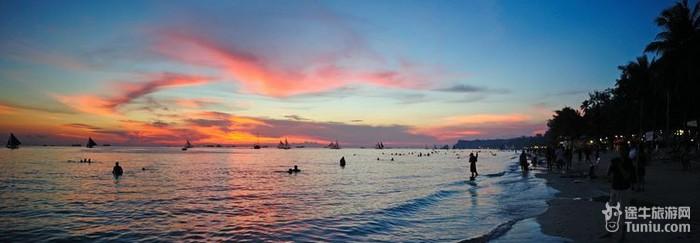 菲律宾美食 长滩岛购物指南