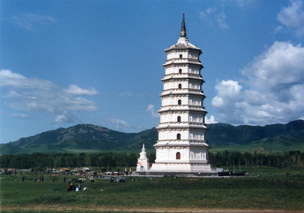 赤峰市旅游景点_