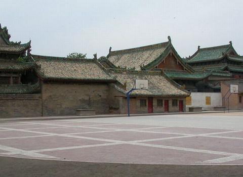 三原城隍庙 陕西咸阳三原城隍庙