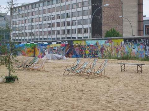 柏林墙 欧洲德国柏林墙