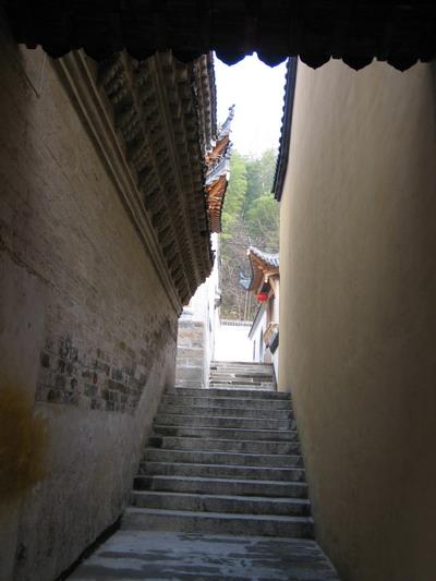 谈谈中国禅宗五祖 - 我是一粒尘 - 感恩、知足、慈悲、承受、宽容。