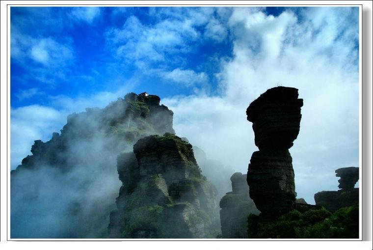 贵州旅游风景图片_贵州旅游景点图片