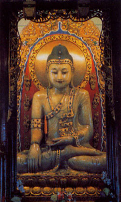 更多玉佛寺图片...