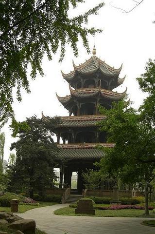 望江楼公园景区介绍 望江楼公园是纪念薛涛的古迹名胜之...