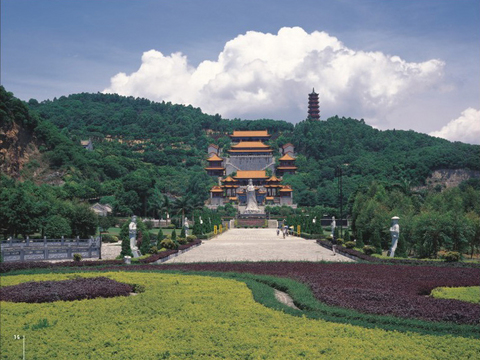 南沙天后宫 广东广州南沙天后宫高清图片