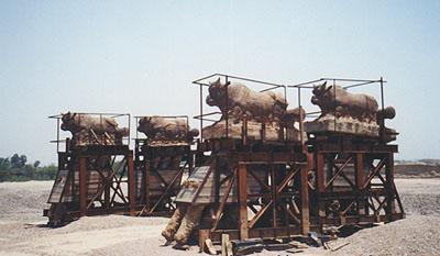 hhtn3 - 黄河铁牛的照片\/运城\/山西
