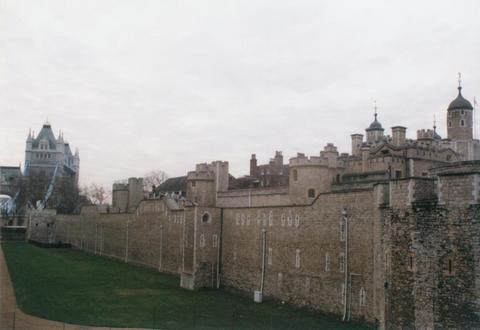 伦敦塔的照片/英国/欧洲