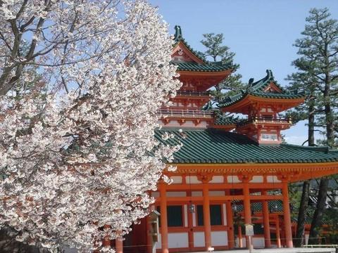 更多平安神宫图片...