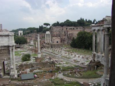 更多古罗马广场图片...