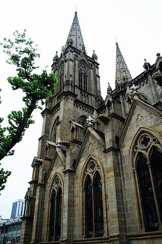 更多石室圣心大教堂图片...
