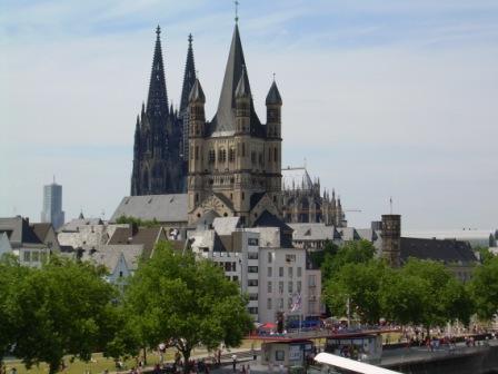 更多科隆大教堂图片...