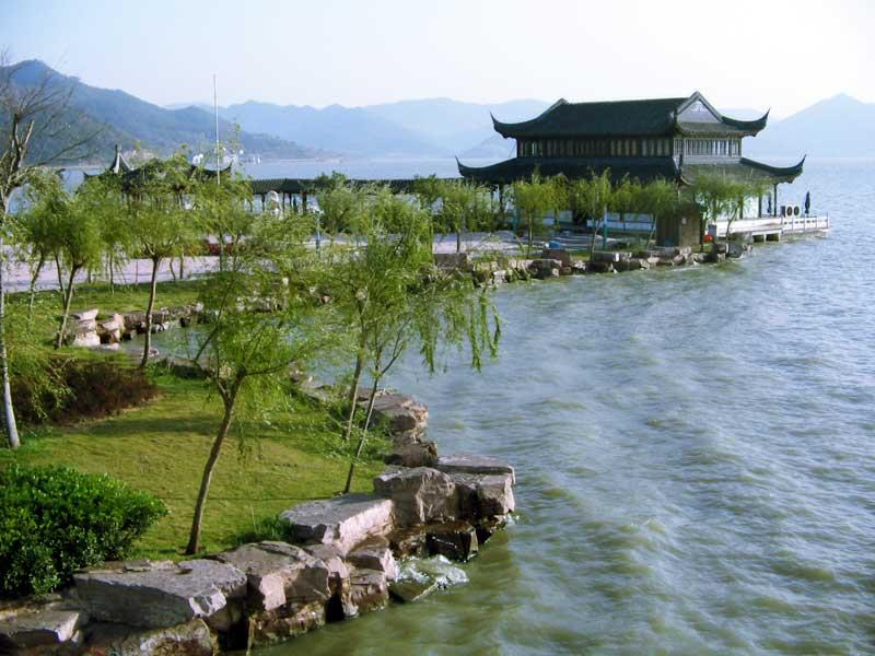 东钱湖风景旅游区1