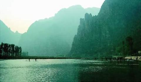 十渡风景区1_十渡图片_照片_风景/房山/北京_途牛旅游