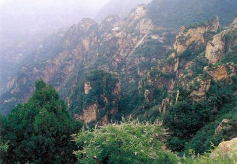 神堂峪风景区1 - 神堂峪风景区的照片/怀柔/北京
