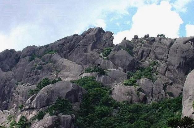 玉屏景区 鳌鱼峰