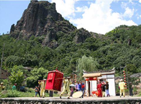 更多小黄山畲族风情村图片...