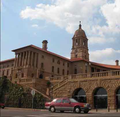 国会大厦 非洲南非国会大厦