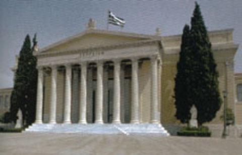 国会大厦 欧洲希腊国会大厦