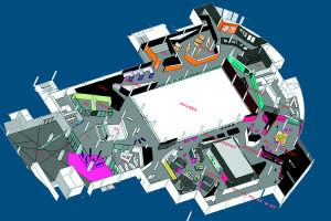 效果图本报讯记录了重庆城市发展轨迹和蓝图,重庆市规划展览
