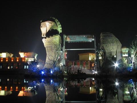 更多北京欢乐谷图片...