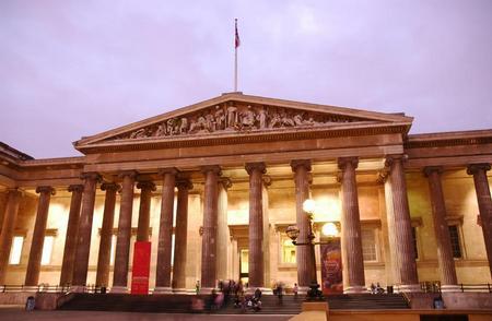 更多大英博物馆图片...