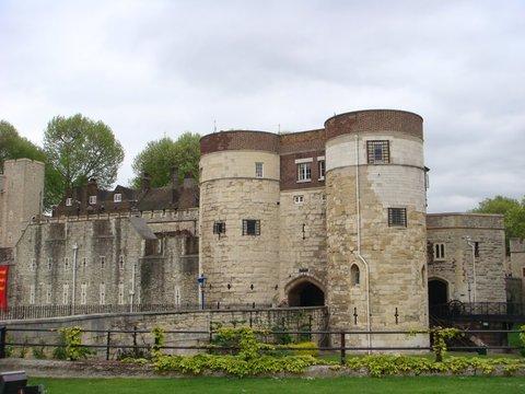 英国伦敦塔3 - 伦敦塔的照片/英国/欧洲