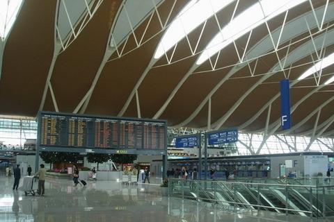 上海浦东1 - 浦东国际机场的照片/浦东/上海