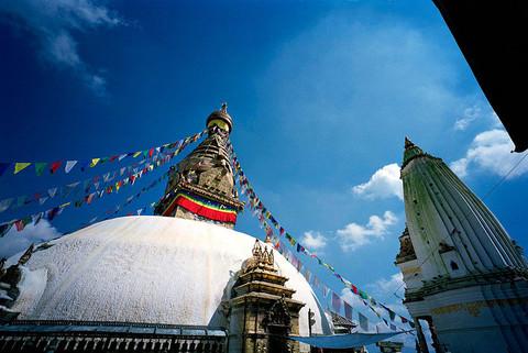 博达哈大佛塔_亚洲尼泊尔博达哈大佛塔
