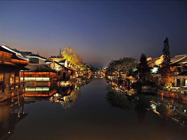 乌镇西栅巴士2日游>无购物,宿水岸288酒店,悠闲之旅图片