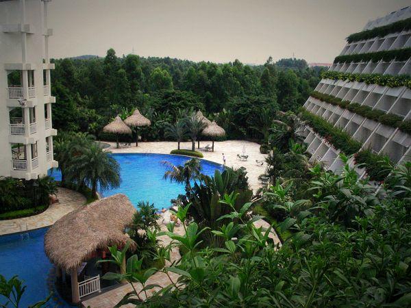 长隆欢乐世界-香江野生动物园自助2日>含一晚酒店住