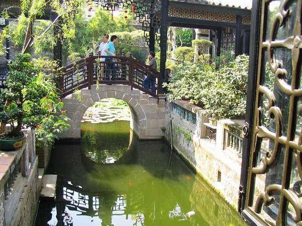 番禺香江野生动物园-百万葵园-余荫山房2