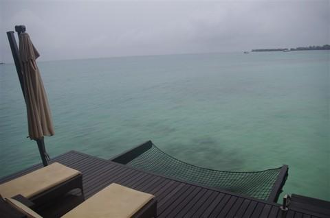 【游记征文】蜜月之马尔代夫微陵姬丽岛香格里拉度假村