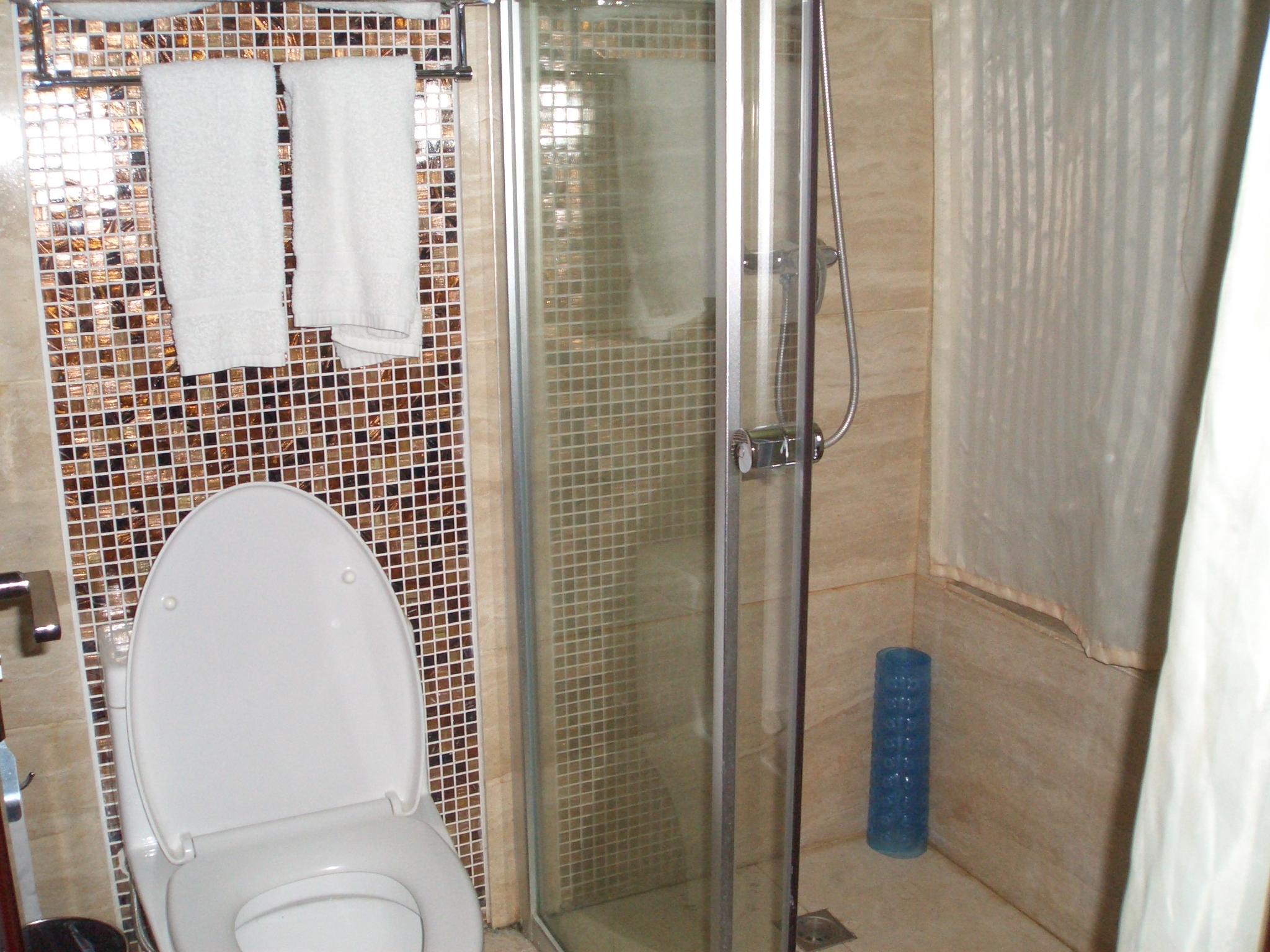 酒店卫生间 高清图片