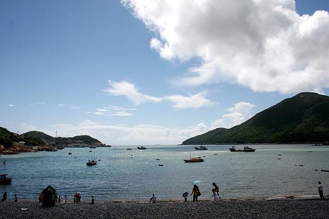 舟山千岛湖风景图片